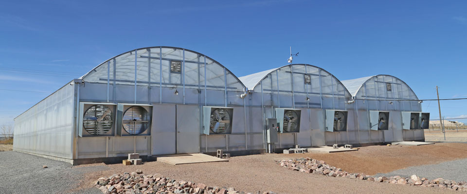 Series 1000 Greenhouse