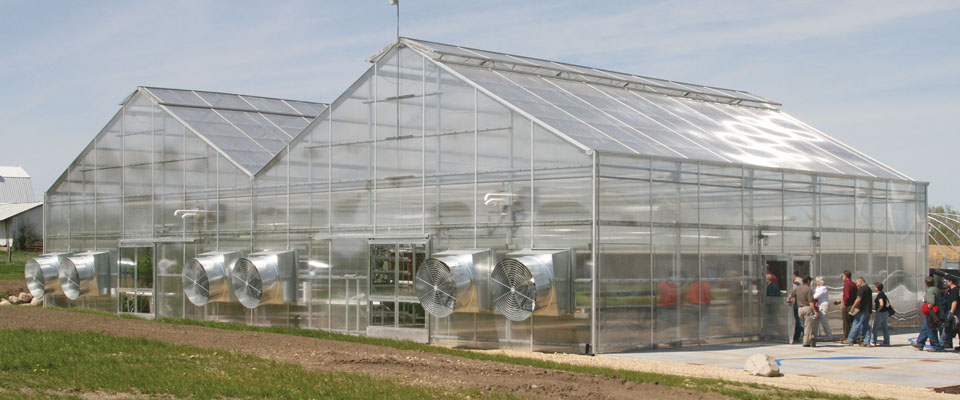 Series 2000 Greenhouse